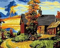 Картина по номерам Truehearted Фермерские будни (HB4050335) -