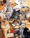Картина по номерам Truehearted Котята поварята (HB5060012) -