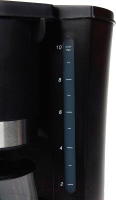 Капельная кофеварка Saturn ST-CM7085 (черный)