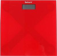 Напольные весы электронные Saturn ST-PS0294 (красный) -