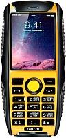 Мобильный телефон Ginzzu R41D (черный/оранжевый) -