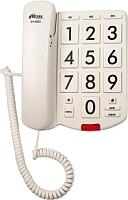 Проводной телефон Ritmix RT-520 (слоновая кость) -