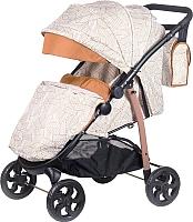 Детская прогулочная коляска Babyhit Versa (бежевый) -