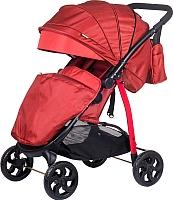 Детская прогулочная коляска Babyhit Versa (красный) -