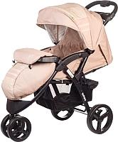 Детская прогулочная коляска Babyhit Voyage (бежевый) -
