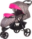 Детская прогулочная коляска Babyhit Voyage (розовый) -