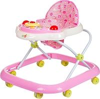 Ходунки Babyhit Aktion (розовый) -