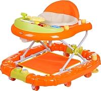 Ходунки Babyhit Emotion Racer (оранжевый) -