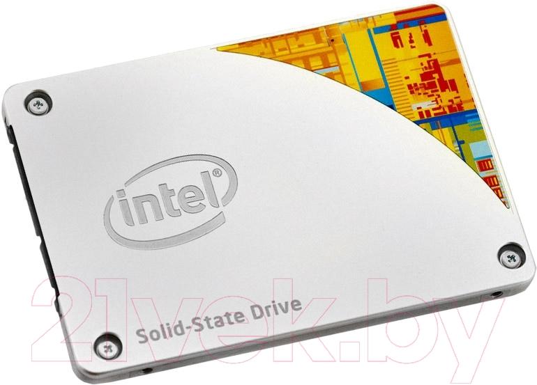 SSD диск Intel