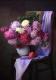 Набор алмазной вышивки Гранни Натюрморт с цветами (Ag 4627) -