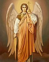 Набор алмазной вышивки Гранни Святой Архангел Михаил (Ag 5836) -