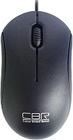 Мышь CBR CM-112 (черный) -