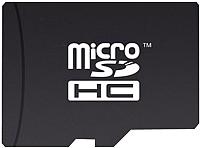 Карта памяти Mirex microSDHC Class 4 2GB (13613-ADTMSD02) -