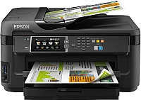 МФУ Epson WorkForce WF-7610DWF (C11CC98302) -