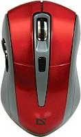 Мышь Defender Accura MM-965 / 52966 (красный) -