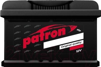 Автомобильный аккумулятор Patron PB100-820R (100 А/ч)