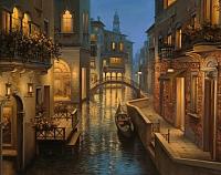 Набор алмазной вышивки Гранни Теплый вечер в Венеции (Ag 5863) -