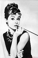 Набор алмазной вышивки Гранни Одри Хепберн (Ag 815) -