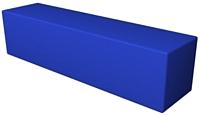 Мягкий модуль Romana Столбик ДМФ-ЭЛК-09.07.01 (темно-синий) -