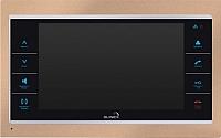 Видеодомофон Slinex SL-10IP (черный/золотой) -