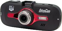 Автомобильный видеорегистратор AdvoCam FD8 GPS Red-II -