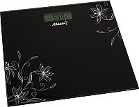 Напольные весы электронные Atlanta ATH-6133 (черный) -