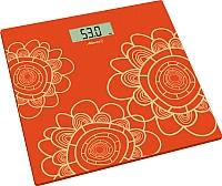 Напольные весы электронные Atlanta ATH-6134 (бело-оранжевый) -