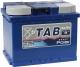 Автомобильный аккумулятор TAB Polar Blue 66 L / 121166 (66 А/ч) -