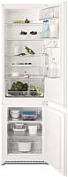 Холодильник с морозильником Electrolux ENN93111AW -