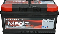Автомобильный аккумулятор TAB Magic 100 R низкий / 189099 (100 А/ч) -