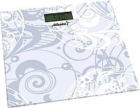 Напольные весы электронные Atlanta ATH-6133 (белый) -