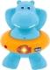 Игрушка для ванны Chicco Счастливый бегемотик 70306 -