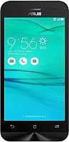 Смартфон Asus Zenfone Go 8Gb / ZB450KL-6J022RU (серебристый) -