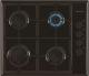 Газовая варочная панель Zigmund & Shtain GN 228.61 B -