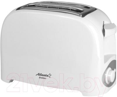 Тостер Atlanta ATH-233 (белый)
