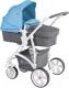 Детская универсальная коляска Lorelli Vista Blue (10020971702) -