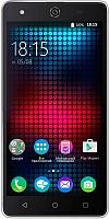 Смартфон BQ Strike Selfie BQS-5050 (серебристый) -
