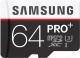 Карта памяти Samsung microSDHC Pro Plus UHS-1 U3 Class 10 64GB (MB-MD64DA/RU) -