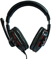 Наушники-гарнитура Dialog HS-A30MVU (черный) -