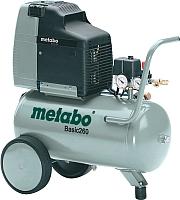 Воздушный компрессор Metabo Basic 260 (80230026203) -
