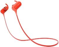 Наушники-гарнитура Sony MDR-XB50BSR (красный) -