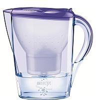 Фильтр питьевой воды Brita Marella XL (сиреневая лаванда Мемо) -