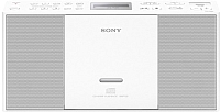 Магнитола Sony ZS-PE60W (белый) -