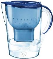 Фильтр питьевой воды Brita Marella XL Milky Way Blue (+ 2 картриджа Maxtra) -