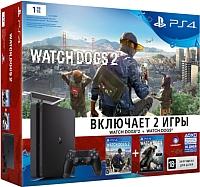 Игровая приставка Sony CUH-2008B / PS719890553 (+ 2 игры) -