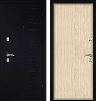 Входная дверь Металюкс М102 R (86x205) -