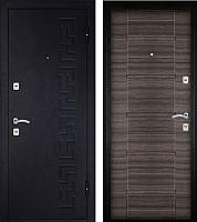 Входная дверь Металюкс М202 R (96x205) -