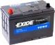 Автомобильный аккумулятор Exide Premium EA1005 JL (100 А/ч) -