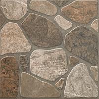 Плитка для пола Cersanit Edmond brown (326x326) -
