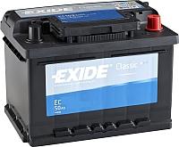 Автомобильный аккумулятор Exide Classic EC542 (50 А/ч) -